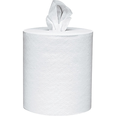 Scott® Center-Pull Paper Towel, White, 2-Ply, 4 Rolls/Case