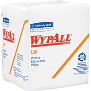 Kimberly Clark® WypAll® L30 Wipers, 12 Packs/Case