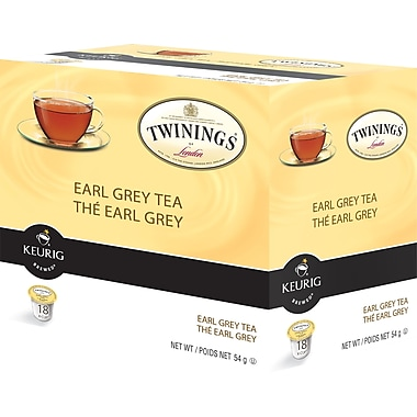 Twinings of London Earl Grey Tea K-Cup Refills