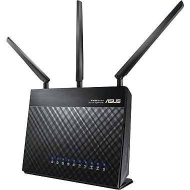ASUS® RT-AC68U Dual-Band Wireless-AC1900 Gigabit Router