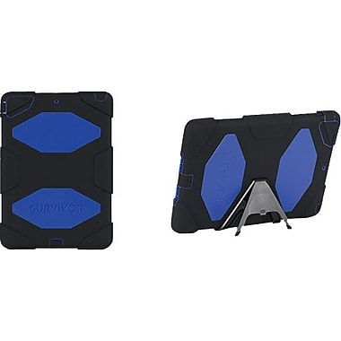 Griffin Survivor iPad Air Case, Black/Blue