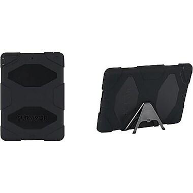 Griffin Survivor iPad Air Case, Black/Black
