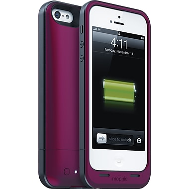 Mophie Juice Pack® Air Rechargeable iPhone 5 Battery Case, Product Red