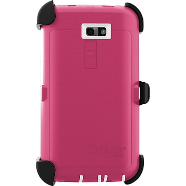 OtterBox® Defender Series™ LG G2 Case, White/Pink, 7733936