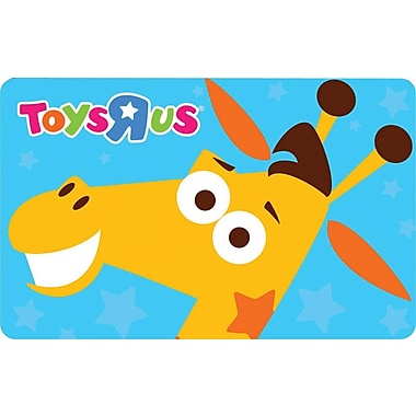 Toys R Us Gift Card, $100 (Email Delivery)