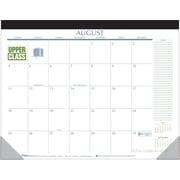 2014/2015 Upper Class® Desk Pad Calendar, 21 3/4 x 17