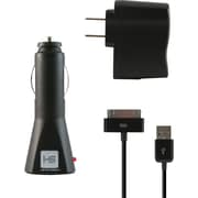 Hipstreet iPhone & iPod Ac & Auto Power Kit