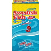 Swedish Fish Changemaker, Individually Wrapped, 240 Pieces/BX by