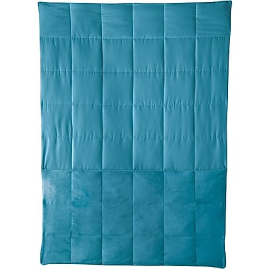 Brookstone Pure Bliss™ Quilted Sofa Comforter