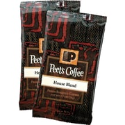 Peet's Coffee® House Blend Ground Coffee Portion Packs, 2.5 oz., 18 Packs/Box