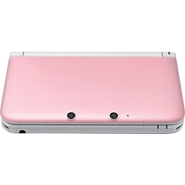 Nintendo 3DS XL, Pink/White
