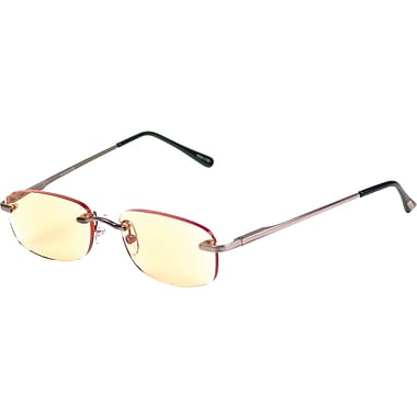 Foster Grant® Computer Reading Glasses, Rimless, 0.50 Diopter