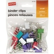 Staples® Binder Clip Small 25 PK - Fashion