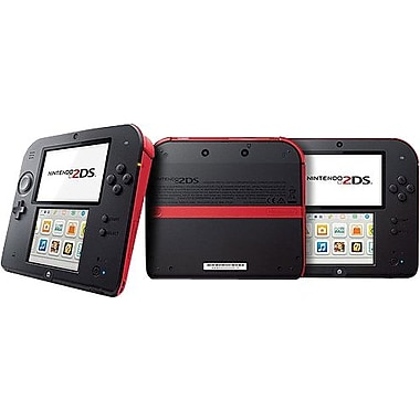 Nintendo 2DS, Crimson Red