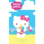2014 Hello Kitty, 2 Year Pocket Planner, 3x6