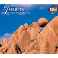 2014/2015 Day Dream® The 7 Habits of Highly Effective People® Year-In-Box Calendar, 6 1/8in. x 5 1/4in. x 1 9/16in.