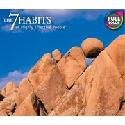 2014/2015 Day Dream® The 7 Habits of Highly Effective People® Year-In-Box Calendar, 6 1/8 x 5 1/4 x 1 9/16