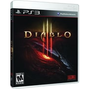 Blizzard Inc. Diablo III, PlayStation 3