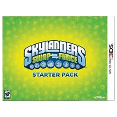 Blizzard Inc. Skylanders Swap Force Starter Pack, Nintendo 3DS