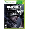 Blizzard Inc. Call of Duty Ghosts, Xbox 360
