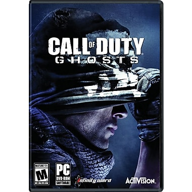 Blizzard Inc. Call of Duty Ghosts, PC