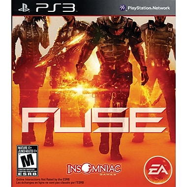 Fuse, PlayStation 3