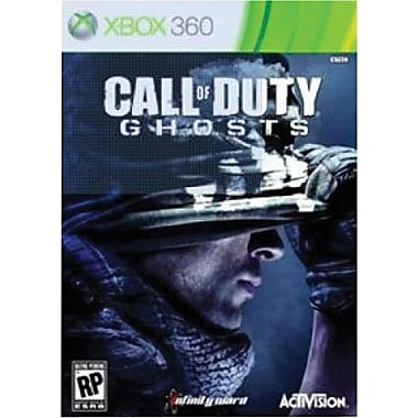 Blizzard Inc. Call of Duty Ghosts, Nintendo Wii U