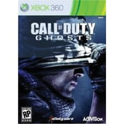 Call of Duty Ghosts Wii U Game