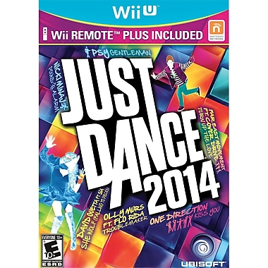 Just Dance 2014  Remote Bundle, Nintendo Wii U