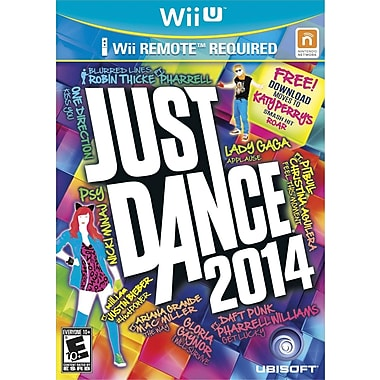 Just Dance 2014, Nintendo Wii U