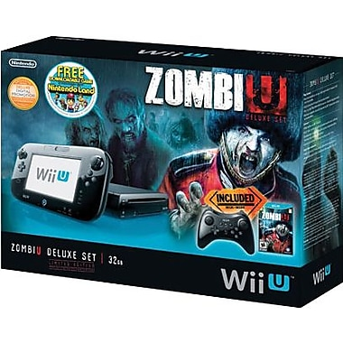 Wii U ZombiU Deluxe Set 32GB