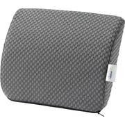 Tempur-pedic® Travel Lumbar Cushion with Fabric Cover, Grey