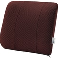 Tempur-pedic® Lumbar Cushion with Fabric Cover, Burgundy