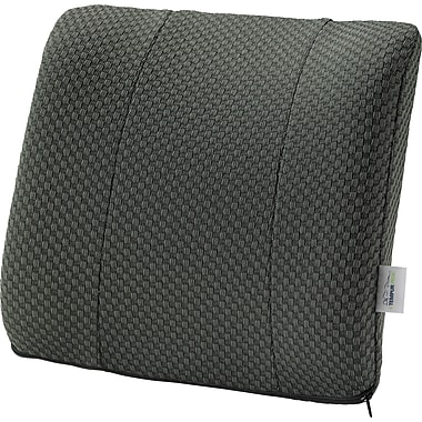 Tempur-pedic® Lumbar Cushion with Fabric Cover, Olive