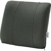 Tempur-pedic® Lumbar Cushion with Fabric Cover, Olive