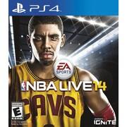 NBA Live 14, PlayStation 4