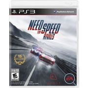 Need For Speed Rivals, PlayStation 3
