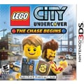 Lego City Undercover: The Chase Begins, Nintendo 3DS