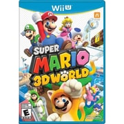 Super Mario 3D World, Ninendo Wii U