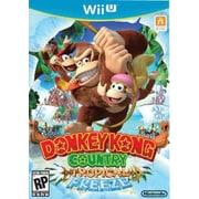 Donkey Kong Country Tropical Freeze, Ninendo Wii U
