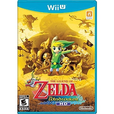 Legend Zelda: The Wind Waker, Ninendo Wii U