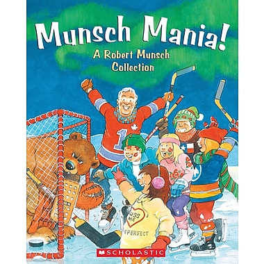Munsch Mania!: A Robert Munsch Collection, English