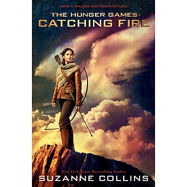 The Hunger Games: Catching Fire: Movie Tie-in Edition, English
