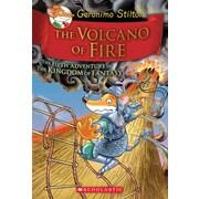 Geronimo Stilton and the Kingdom of Fantasy #5: The Volcano of Fire, English