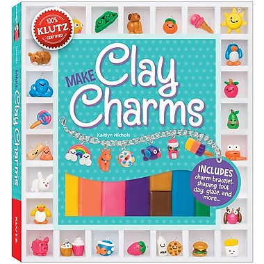 Klutz® Make Clay Charms, English