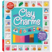 Klutz® – Trousse Make Clay Charms, anglais