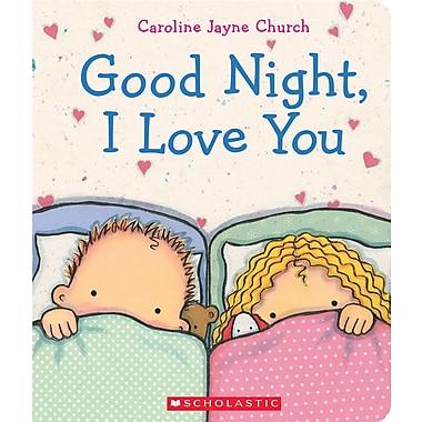 Good Night, I Love You, English