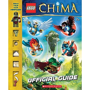 LEGO Legends of Chima: Official Guide, English