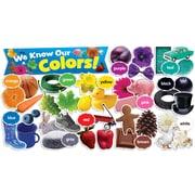 Colours in Photos Mini Bulletin Board, English