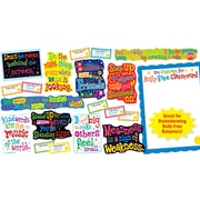 Our Bully Free Classroom Bulletin Board, English